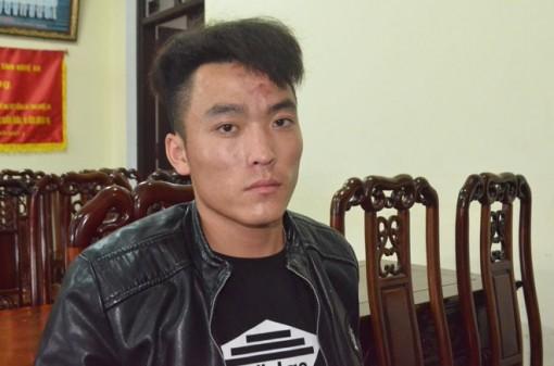 Nam sinh viên bị bắt cùng 10.000 viên ma túy tổng hợp
