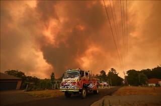 Gần 200 đám cháy rừng đang hoành hành tại Australia
