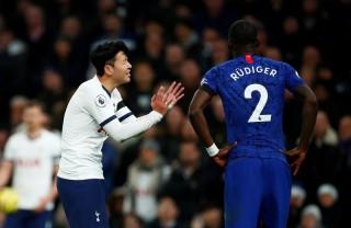 Tottenham sẽ kháng cáo thẻ đỏ của Son Heung Min