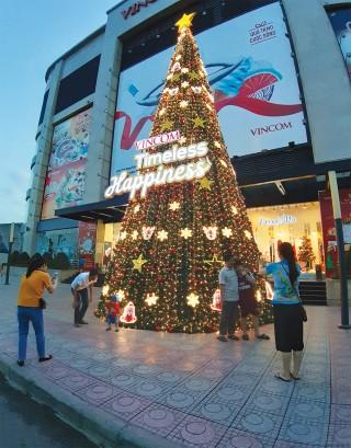 Giáng sinh an lành, ấm áp
