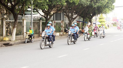 Đảm bảo trật tự an toàn giao thông trong dịp Tết và lễ hội xuân 2020