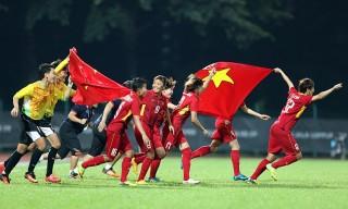 Bóng đá nữ Việt Nam và cơ hội tham dự World Cup đang rộng mở