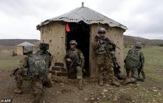 Lầu Năm Góc cân nhắc rút lượng lớn binh sĩ khỏi châu Phi