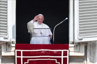 Giáo hoàng Francis chủ trì thánh lễ Giáng sinh truyền thống của Tòa thánh Vatican