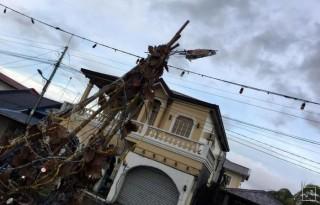 Bão Phanfone (bão số 8) khiến ít nhất 13 người Philippines thiệt mạng