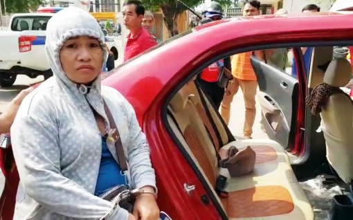 Bắt người phụ nữ thu giữ trên 170 gram ma túy đá
