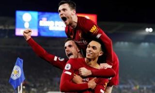 Đè bẹp Leicester, Liverpool tạo ra cách biệt 13 điểm với phần còn lại