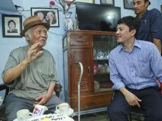 Vĩnh biệt nhạc sỹ Nguyễn Văn Tý - tác giả của 'Dáng đứng Bến Tre'