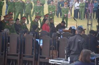 Vụ nữ sinh giao gà ở Điện Biên: Đề nghị tử hình 6 bị can