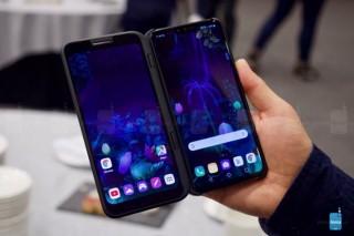 LG sẽ ra mắt mẫu điện thoại V60 ThinQ màn hình kép tại MWC 2020