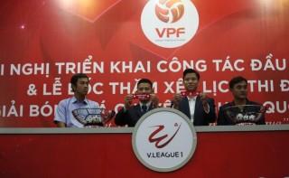 Hà Nội FC đối đầu Nam Định ngày khai mạc V-League 2020