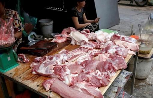 Năm 2019: Giá thịt lợn leo thang tác động đến CPI chung