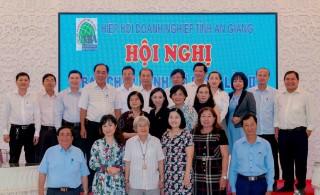 Hội nghị Ban Chấp hành Hiệp hội Doanh nghiệp tỉnh mở rộng lần II, nhiệm kỳ IV (2019- 2024)