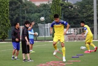 Chốt danh sách U23 Việt Nam: HLV Park Hang-seo loại 3 cầu thủ