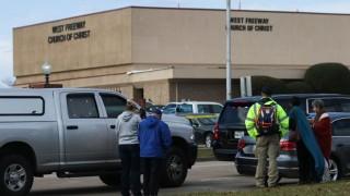 Mỹ: Xả súng tại nhà thờ ở Texas, ít nhất 2 người thiệt mạng
