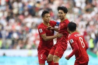 Tuyển Việt Nam là 1 trong 10 đội gây sốc nhất thế giới năm 2019