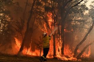 Australia chuẩn bị đón năm 2020 trong nắng nóng và cháy rừng kỷ lục