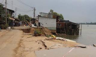 Ngăn chặn diễn biến xói lở và bồi lắng cho hệ thống sông ĐBSCL
