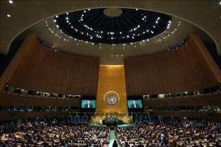 Việt Nam thể hiện vai trò quan trọng trên diễn đàn thế giới và khu vực
