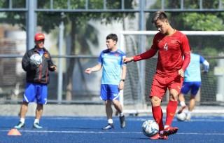 U23 Việt Nam chịu tổn thất ở trận ra quân giải U23 châu Á 2020