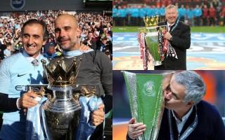 10 HLV xuất sắc nhất Premier League thập kỷ qua: HLV Guardiola dẫn đầu