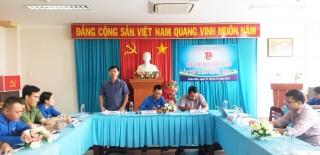 Thành đoàn Châu Đốc tổng kết công tác Đoàn và phong trào thanh, thiếu nhi