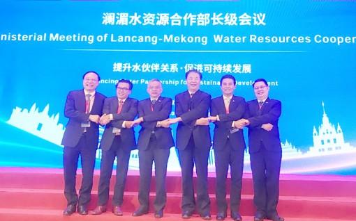 Tăng cường hợp tác, quản lý và sử dụng bền vững tài nguyên nước
