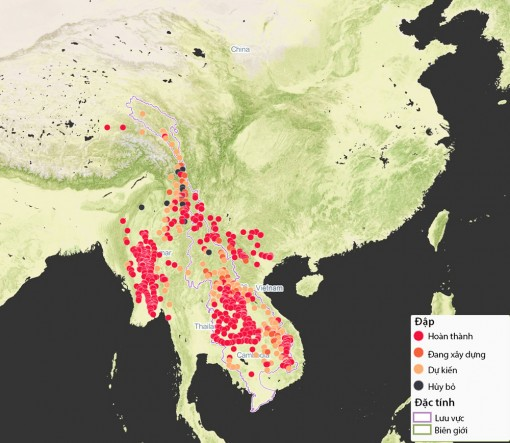 Chung tay hợp tác, khai thác hợp lý nguồn nước sông Mekong vì lợi ích chung
