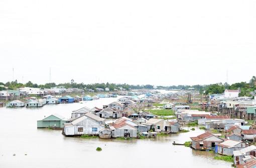 An Giang chủ động ứng phó với những tác động từ thượng nguồn sông Mekong
