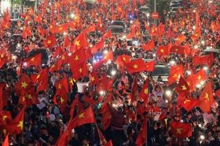 Cơ đồ đất nước và khát vọng dân tộc hùng cường