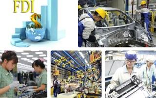 """Dòng vốn FDI """"chảy"""" mạnh, cần bộ lọc mới để tăng hiệu quả"""