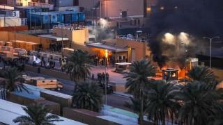 Iran bác bỏ việc đứng đằng sau các vụ biểu tình ở Đại sứ quán Mỹ