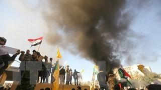 4.000 lính Mỹ sẵn sàng đến Trung Đông trước tình hình bất ổn ở Iraq