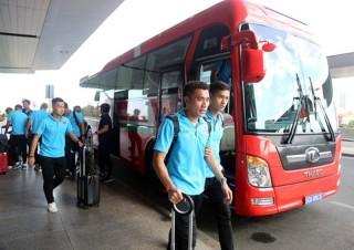 U23 Việt Nam lên đường sang Thái Lan dự VCK U23 châu Á 2020