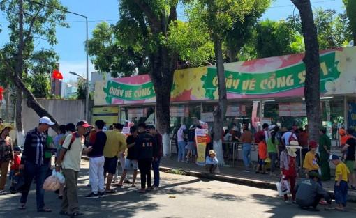 TPHCM: Nhiều điểm vui chơi thu hút khách trong dịp Tết dương lịch