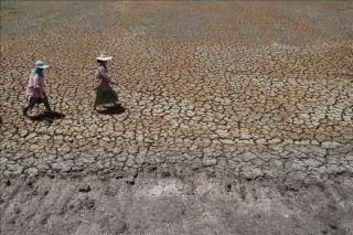 Báo động hạn hán nghiêm trọng tại Thái Lan