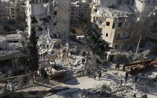 Hội đồng Bảo an Liên Hợp Quốc nhóm họp tham vấn về tình hình Syria