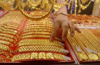 Giá vàng tăng cao nhất trong 3 tháng qua