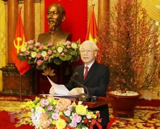 Chủ tịch nước Nguyễn Phú Trọng: Khát vọng vì một Việt Nam cường thịnh