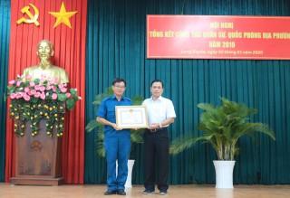 TP. Long Xuyên tổng kết công tác quân sự, quốc phòng địa phương năm 2019