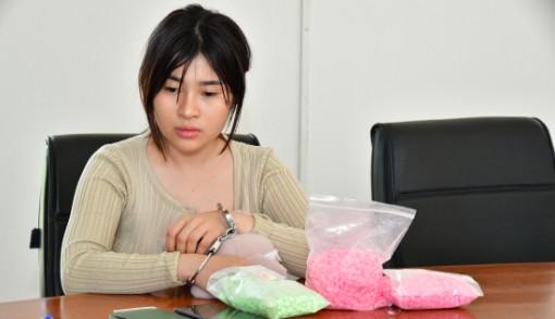 Bắt đối tượng nhập cảnh trái phép vào Việt Nam vận chuyển 3.000 viên ma túy tổng hợp