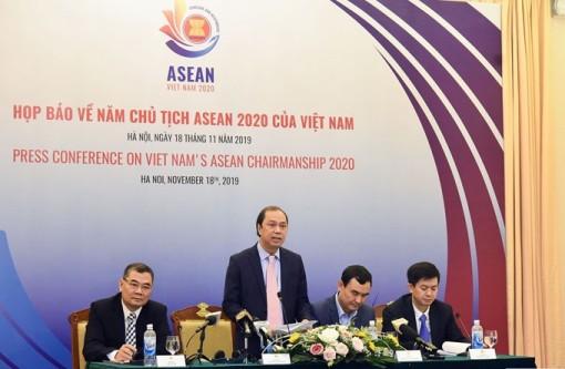 Bộ Văn hóa, Thể thao & Du lịch công bố logo chính thức Năm ASEAN 2020