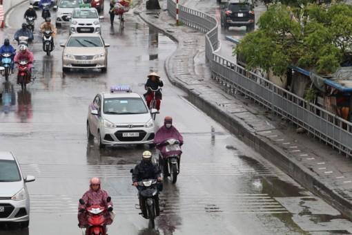 Thời tiết ngày 4-1: Bắc bộ trời lạnh, nhiều khu vực trong cả nước có mưa