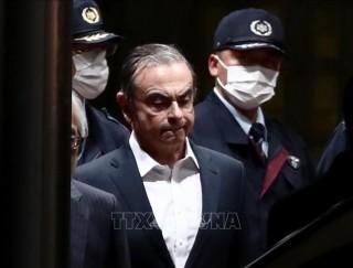 Giới chức Nhật Bản chính thức lên tiếng về việc cựu Chủ tịch Nissan Carlos Ghosn bỏ trốn