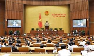 Những sự kiện nổi bật trong hoạt động của Quốc hội trong năm 2019