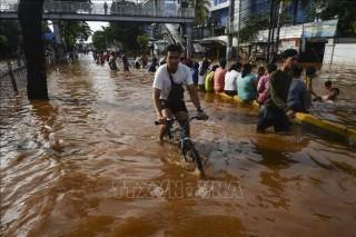 Ít nhất 66 người thiệt mạng trong đợt mưa lũ kinh hoàng ở Indonesia