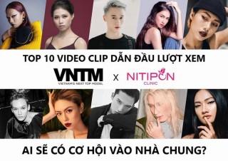 """Top 10 """"chiến binh"""" nổi bật trên đường đua vào chung kết VIETNAM'S Next Top Model mùa 9"""