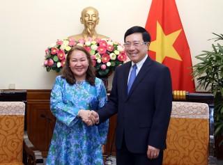 Malaysia cam kết ủng hộ Việt Nam đảm nhiệm thành công trọng trách kép