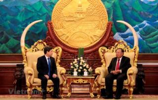Lãnh đạo Lào đánh giá cao sự hợp tác giữa 2 viện kiểm sát Lào-Việt Nam