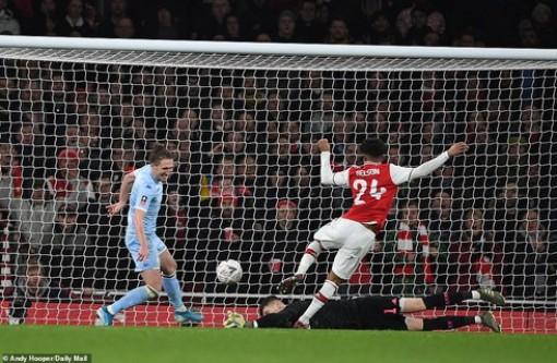 Giành quyền vào vòng 4 FA Cup, Arsenal sẽ lại gặp đối thủ đến từ Premier League